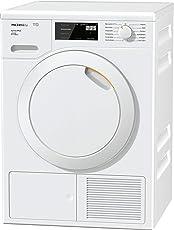 Miele TCE 520 WP Active Plus Wärmepumpentrockner/A+++ (171kWh/Jahr)/mit 8kg Schontrommel/mit Duftflakon für frisch duftende Wäsche/Wäschetrockner mit Startvorwahl und Restzeitanzeige