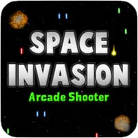 Space Invasion: Arcade Shooter