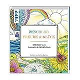 NEU Buch Zencolor Freude und Glück