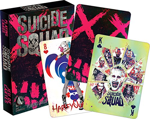 DC-Comics-Suicide-Squad-set-of-52-playing-cards-nm-52426