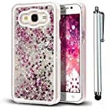 "Vandot 1 X Samsung Galaxy Core Prime G360 F Hard Protección Carcasa Case Cover Funda Shell Time tiempo bronceado arenas movedizas ""Sky The Colour Stars Visions Milky Way World + 1 x anti polvo Plug Universal + 1 x stylet-argent"