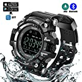 Best Montres sport - Montre de sport imperméable à l'eau intelligente de Review