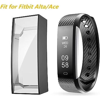 Hunpta@ Schutzh/ülle f/ür Fitbit Alta HR Weiches Silicagel Schutz H/ülle Sport Fitness Ersatz Protection Z/übehor