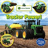 Tractor Power! [With Sticker(s)] (John Deere (DK Paperback))