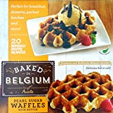 20 * 90g Pure Sugar Waffles with Butter - Baked in Belgium