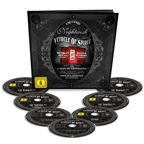 Nightwish: Vehicle of Spirit [Earbook] (Audio CD)