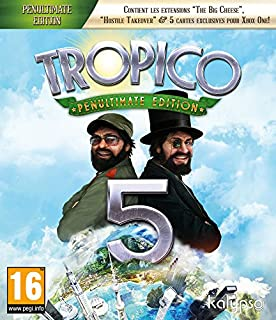 Tropico 5 Penultimate Edition (Xbox One) (B018MY48XU) | Amazon Products