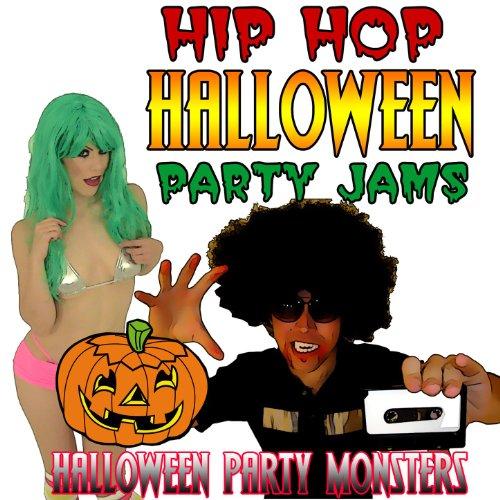 Hip Hop Halloween Party Jams [Clean]