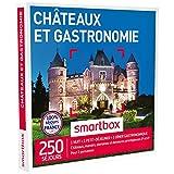 SMARTBOX - Coffret Cadeau - CHÂTEAUX ET GASTRONOMIE - 250 SÉJOURS : Châteaux, manoirs, domaines étoilés 3* et 4*