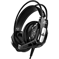 Ant Esports H520W Gaming Headset for PC / PS4 / Xbox One, Nintendo Switch, Computer and Mobile, World of Warships…
