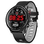 OPTA-SB-102 Stratos Bluetooth Fitness Watch| HR Monitor| Mini Flash Light | Multi-Sport Mode| Intelligent Alerts| Full...
