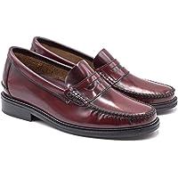 Masaltos Chaussures Réhaussantes Pour Homme avec Semelle Augmentant la Taille Jusqu'À 7cm. Fabriquées en Peau, Modèle…