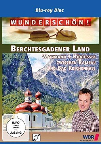 Berchtesgadener Land: Hochgefühle in den Alpen [Blu-ray]