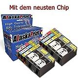 WOW 10er Set Druckerpatronen Komaptibel für HP 934XL 935XL 934 XL 935 XL für HP Officejet Pro 6830 6820 6230 6835 6836 6220 6800 Serie 6825 Hp officejet 6812 6815 Drucker Tinte Patrone mit Chip + Füllstandsanzeige (4x Black, 2x Cyan, 2x Magenta, 2x Yellow