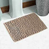 Modern Homes Beige Bubble Design Luxury Cotton Tufted Bath Rugs/Mats