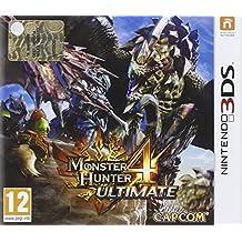 Monster Hunter 4: Ultimate [Importación Italiana]