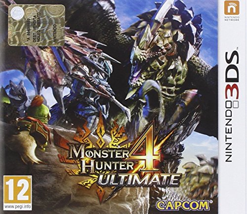 Monster Hunter 4: Ultimate [Importación Italiana]