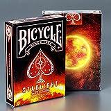 """Bicycle Starlight Solar, carte da poker, carte da gioco + 3carte """"Look & Feel"""""""