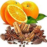 Orange Spice Scented Potpourri EXTRA STRONG x 20gms Vegan & Cruelty Free