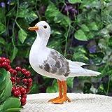 Tubayia 2 St/ück Eagles Figur Statue Garten Landschaft Dekofigur f/ür Haus Garten Rasen Dekoration