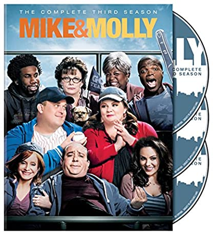 Mike Et Molly - Mike & Molly: Complete Third Season [Import
