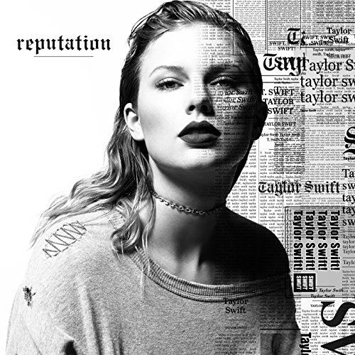 MP3-Cover 'Look What You Made Me Do' von Taylor Swift