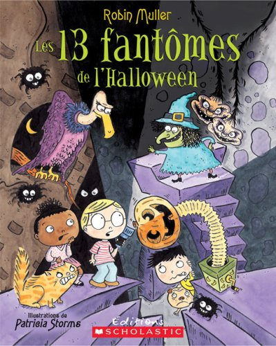 Les 13 Fantomes de L'Halloween (Album Illustre)