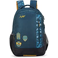 Skybags 30 Ltrs Dark Blue Casual Backpack (SBSTR1HBLU)