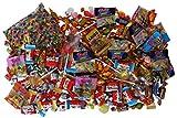 Süßigkeiten – Mix 210-teilig mit Konfetti