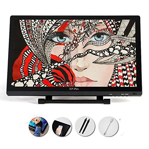"XP-Pen Artist 21,5 ""HD IPS Drawing Pen Display Grafikmonitor Pen Tablett schwarz (22)"