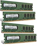 8Gb 4x 2Gb RAM Abit IP35V DDR2 667Mhz 240pin