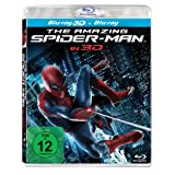 The Amazing Spider-Man (+ Blu-ray) [Blu-ray 3D]