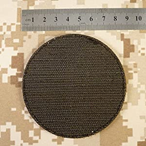 ACU Subdued Vegvisir Viking Compass Norse Rune Morale Tactical PVC Gomme Hook-and-Loop Écusson Patch