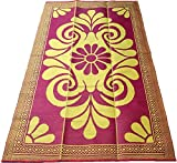 #2: Big ( 6*9 Ft ), Reversible Plastic Mat/Chatai/Chataee/Chataai, For Home, Kids play, Living Room, Garden, Bedroom Floor: Double Bed size