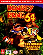 Donkey Kong 64 - Prima's Official Strategy Guide de Prima Development