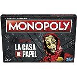 Monopoly La Casa de Papel bordspel vanaf 16 jaar, 2 tot 6 spelers, Franse versie