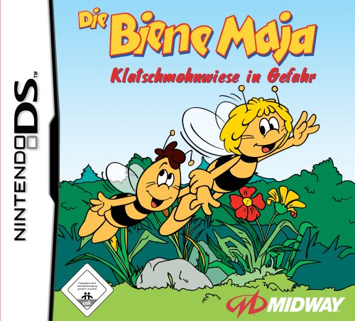 Biene Maja - Klatschmohnwiese in Gefahr (für Nintendo DS)
