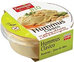 Germinal Hummus Clásico sin Gluten Bio Germinal, 130g