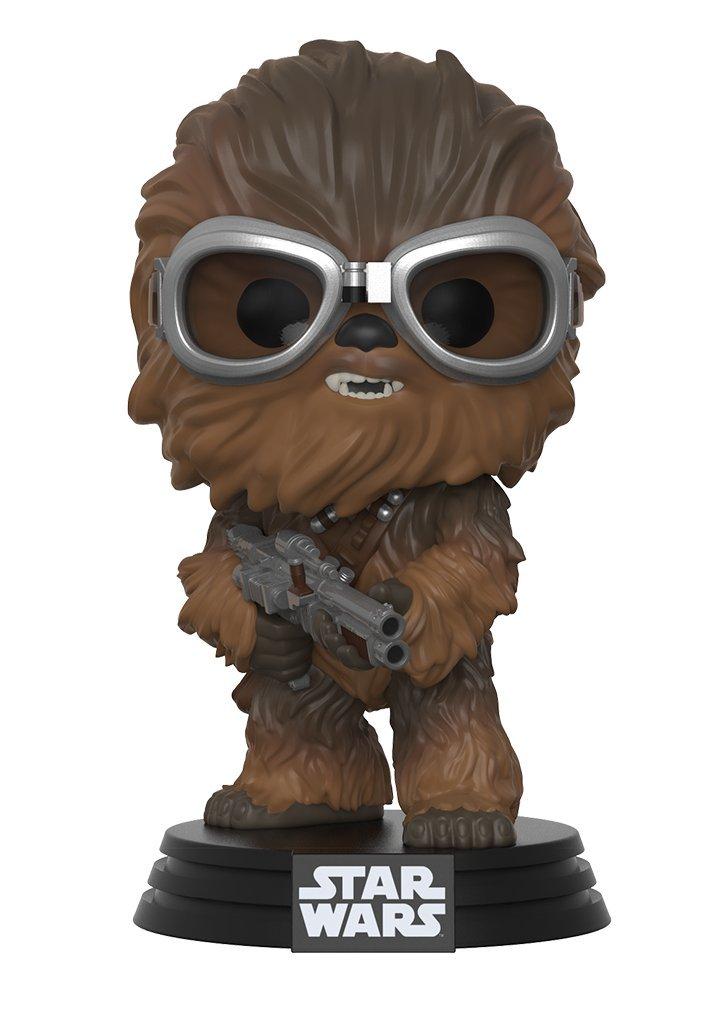 Funko Pop Chewbacca (Star Wars 239) Funko Pop Han Solo: Una Película de Star Wars