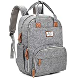 Best Diaper Bag Backpacks - Changing Bag Backpack, Baby Diaper Bag Nappy Back Review