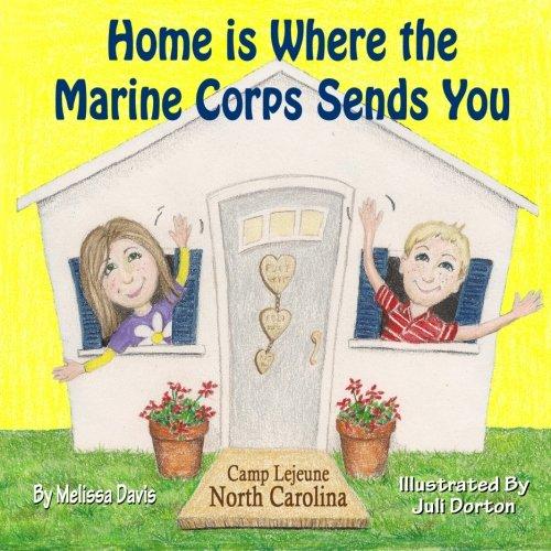 Home Is Where The Marine Corps Sends You Camp Lejeune North Carolina Home Is Where Books