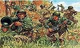 Italeri-510006046-172-2nd-WW-Amerikanische-Infanterie