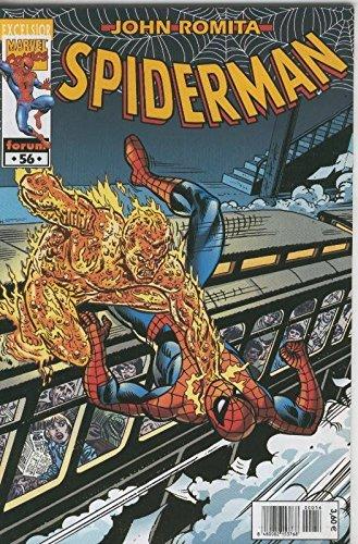 Spiderman de John Romita numero 56