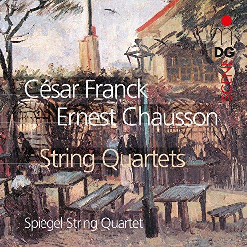 Allegro Spiegel (String Quartet in D Major: I. Poco lento - Allegro)