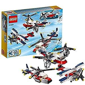 LEGO Creator 31020 - Avventure a Doppia Elica 4053893749101 LEGO