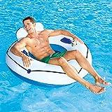 Bestway Schwimmringsessel Luxury Lounge, 119 cm