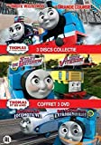 Thomas & Friends 3 DVD - Extraordinary Engines / The Great Race / Start Your Engines