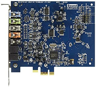 Creative 30SB10420000 Sound Blaster X-Fi Xtreme Audio PCI-E OEM Sound Card (B001BS1OQY) | Amazon price tracker / tracking, Amazon price history charts, Amazon price watches, Amazon price drop alerts