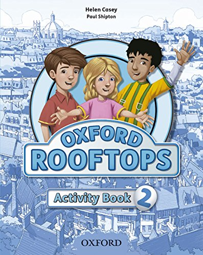 Rooftops 2 activity book pack