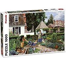 Piatnik 5481 - Puzzle - Barbeau - Jardinier Paresseux - 1000 Pièces